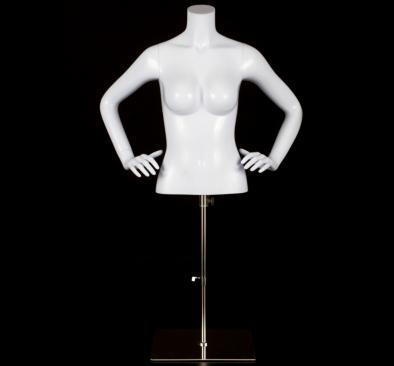 女半身模特(支架)
