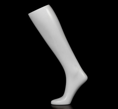 女中腿模特