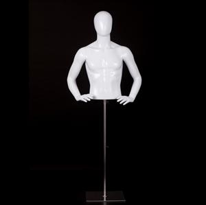 男半身模特(支架)