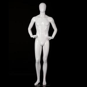 Full body male mannequin